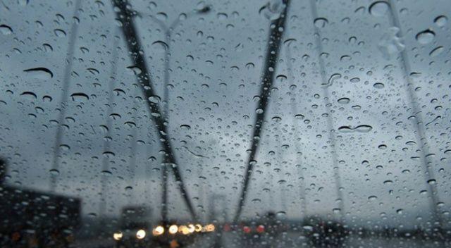 Meteoroloji'den İstanbul ve birçok il için kuvvetli sağanak yağış uyarısı!
