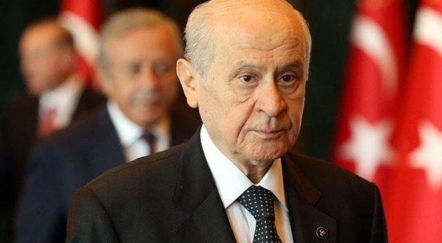 MHP lideri Devlet Bahçeli: Türkiye sokak serserilerine teslim edilmeyecektir