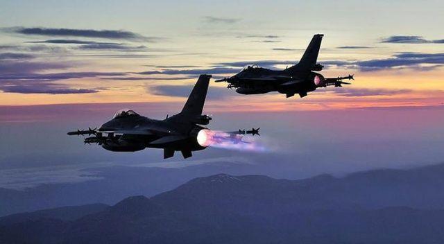 MSB: 6 PKK'lı terörist etkisiz hale getirildi