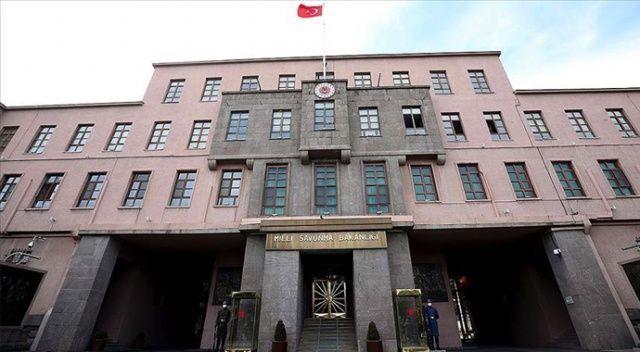 MSB İzmir depremi için kriz masası kurdu
