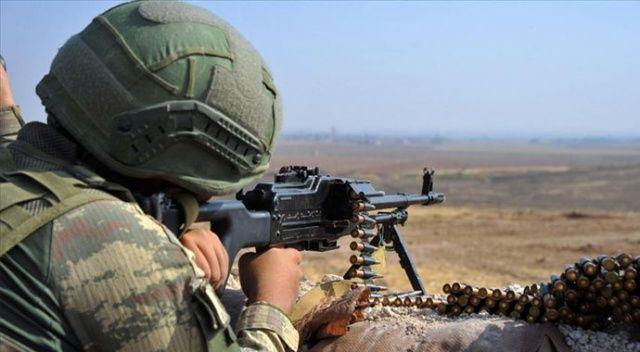 """MSB: """"Türkiye'ye girmeye çalışan PKK/YPG bağlantılı 1 terörist yakalandı"""""""