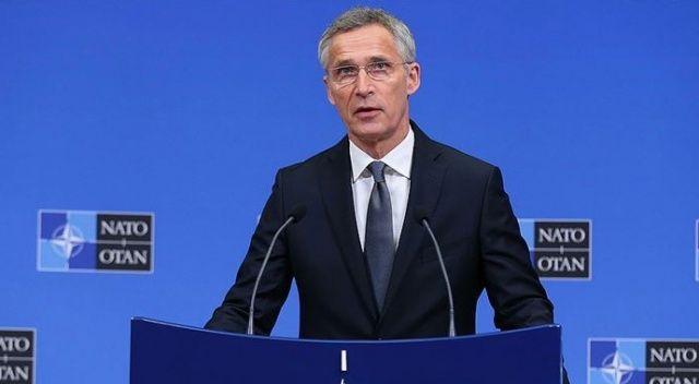 """NATO Sekreteri Stoltenberg: """"Doğu Akdeniz'de durumu endişe ile izliyorum"""""""
