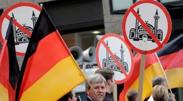Naziler hortladı