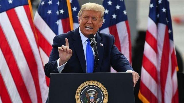 New York Times: Trump'ın 287 milyon dolar borcu ödeyemediği için affedildi