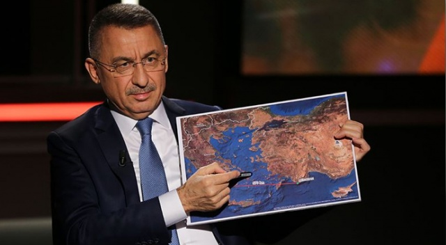 Oktay: Türkiye bir karış toprağını kimseye vermez