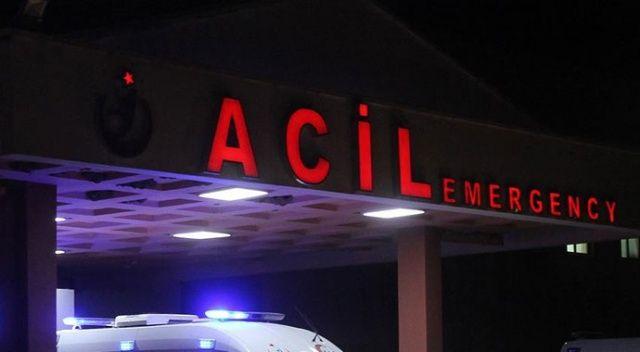 Osmaniye'de otomobiller çarpıştı:  2 ölü, 9 yaralı