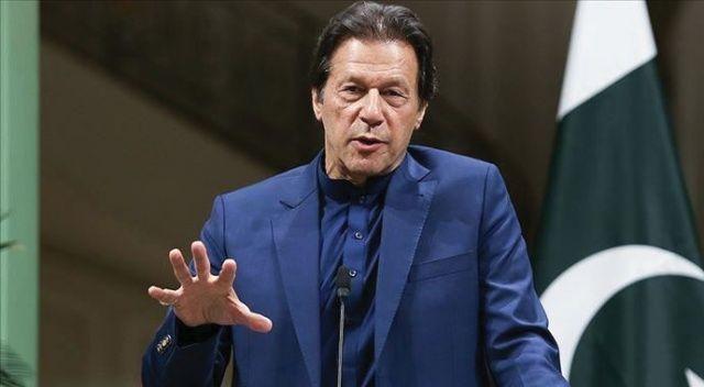 Pakistan Başbakanı Han'dan uyarı