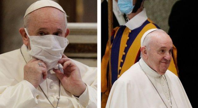 Papa'dan eşcinselliğe onay