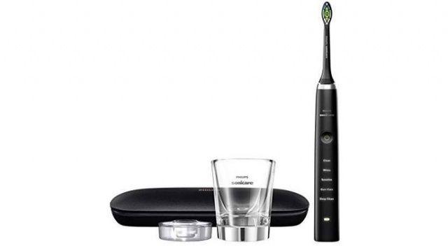 Philips Sonicare diş fırçası tam şarjla 3 hafta gidiyor