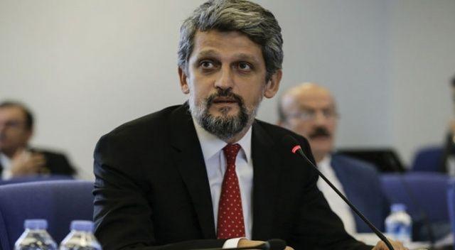HDP'li Garo Paylan yine Ermenistan'a sahip çıktı!