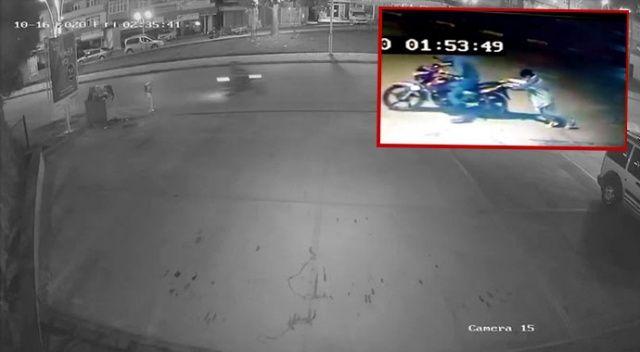 Polisi karşısında gören hırsızdan ilginç soru: Bizi nasıl buldunuz
