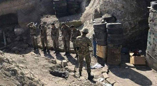 Rus gazeteci Ermenistan cephesini yazdı: Cepheye ceset  kokusundan girilmiyor