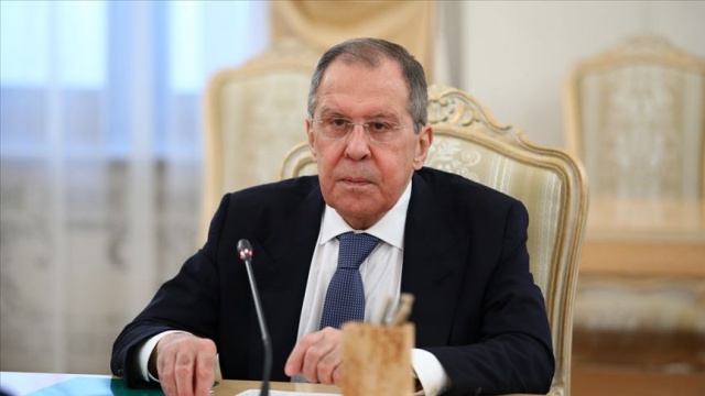 Rusya Dışişleri Bakanı Lavrov kendini karantina altına aldı