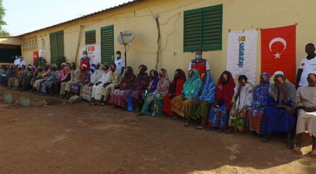 Sadakataşı'ndan Mali'ye sağlık desteği