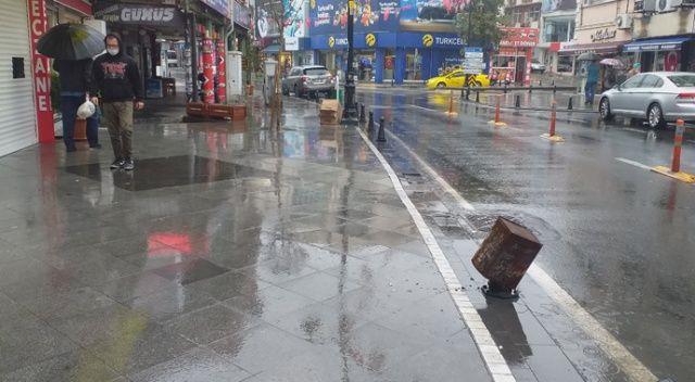 Sağanak yağış etkili olurken meteorolojiden yeni uyarı geldi