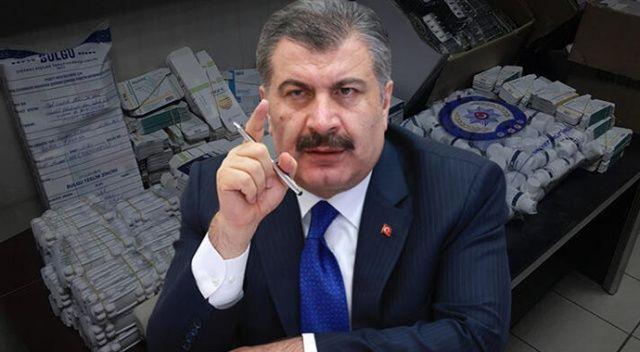 """Sağlık Bakanı Koca'dan, """"Fazla yolcu taşıyan dolmuşa binmeyin"""" uyarısı"""