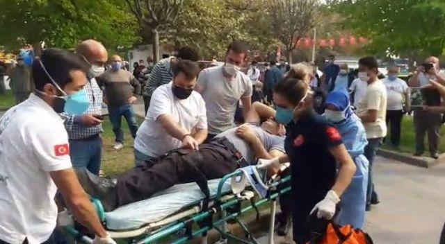 Sakarya'da şehrin ortasında bıçaklı kavga: 3 yaralı