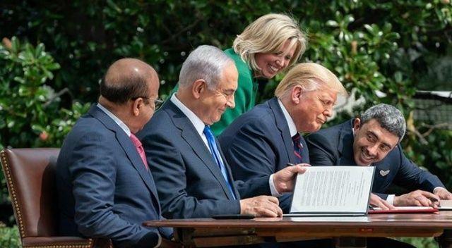 Şok iddia! BAE'nin İsrail ile anlaşmasının altında 'ABD'nin kurtarma operasyonu var'