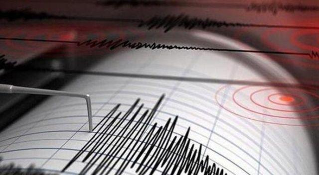 Son dakika deprem! Merkez üssü Urla 4,1 deprem | Son depremler
