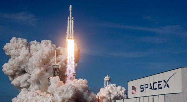 SpaceX: Starlink uydularının fırlatılışı iptal edildi