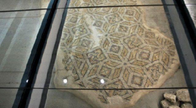 Tarihî mozaiklere sempozyum