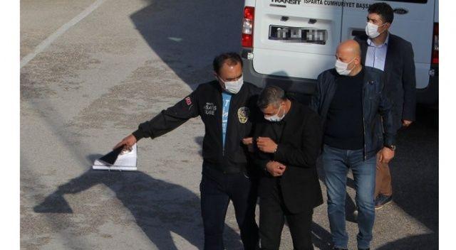 Tartıştığı eşini silahla yaralayan şahıs tutuklandı
