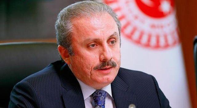 Şentop: Enis Berberoğlu için AYM'nin verdiği karar bağlayıcı