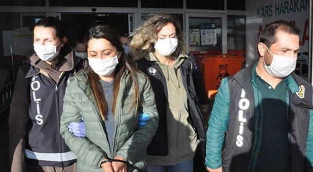 Terör örgütü Kars'ta böyle örgütlenmiş