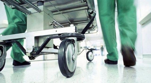 Tezgahta baygın bulunan pazarcı hastanede öldü