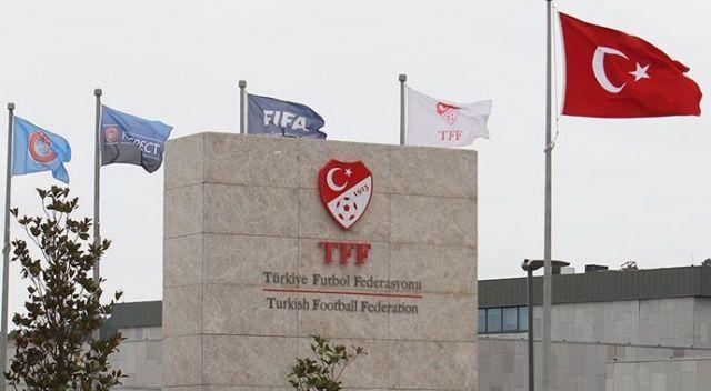 TFF açıkladı: 6 kulübe puan silme cezası