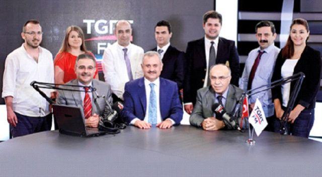 TGRT FM bir yaşına daha girdi