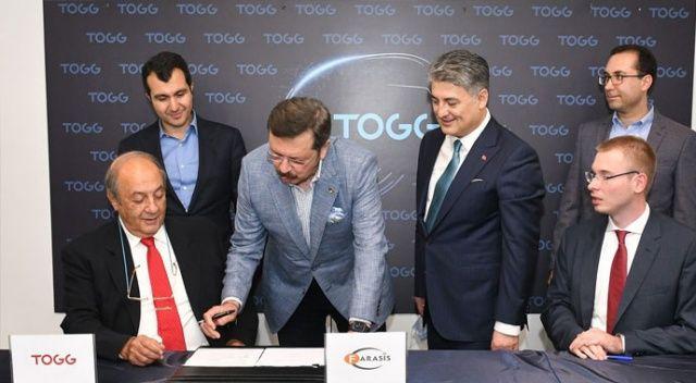 TOGG bataryaya Türk imzası atıyor