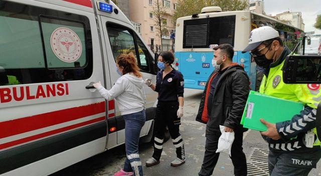Topkapı-Taksim hattında virüs seferi