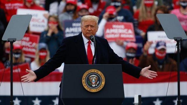 Trump seçimden önceki son 3 günde 14 miting düzenleyecek