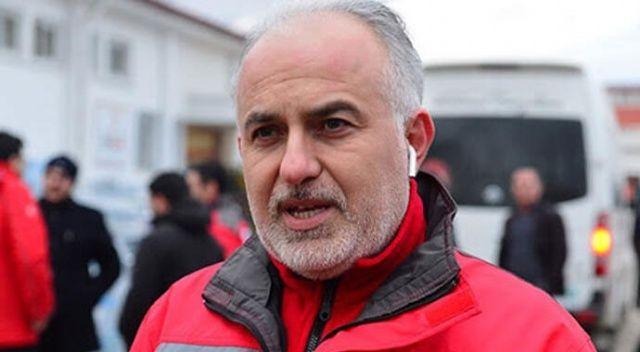 Türk Kızılay Başkanı Kınık, İzmir'de yapılan çalışmaları anlattı