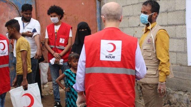 Türk Kızılay personeli Yemen'de silahlı saldırıda yaralandı