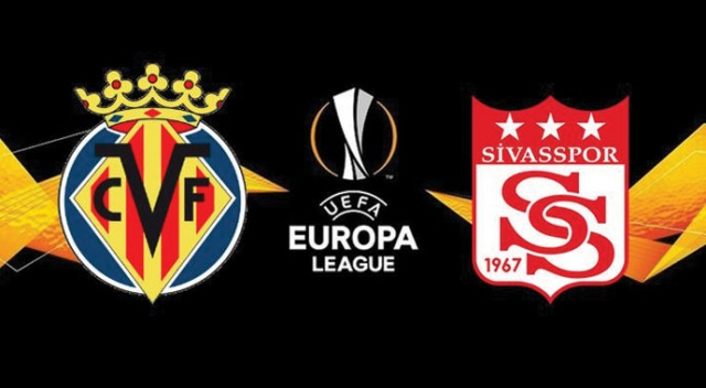 Sivasspor, UEFA Avrupa Ligi'nde Villarreal'e 5-3 mağlup oldu