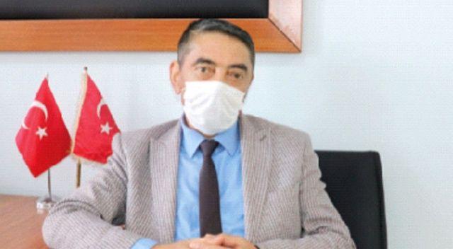 Virüsü yenen okul müdürü: Sanki ciğerlerim yırtılacak gibiydi