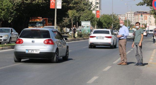 Yolun karşısına geçmeye çalışan yaşlı adam hayatını kaybetti