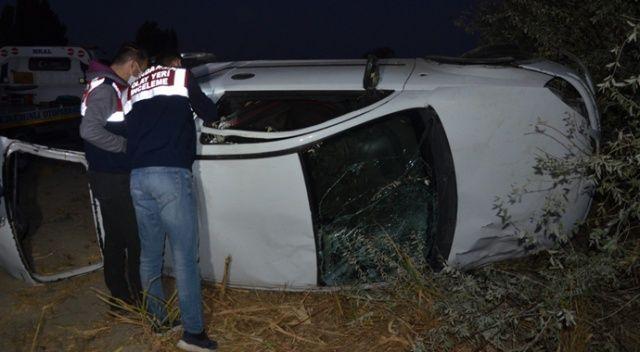Yürek dayanmaz! İki kardeşi trafik kazası ayırdı