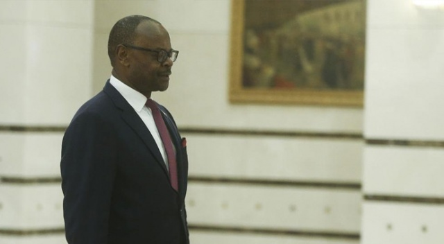 Zimbabve Büyükelçisi Mutiwazuka'dan ATO Başkanı Baran'a ziyaret