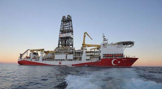 Enerji ve Tabii Kaynaklar Bakanlığından Yavuz sondaj gemisi açıklaması