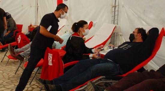Kan bağışlayana 5 litre yağ!