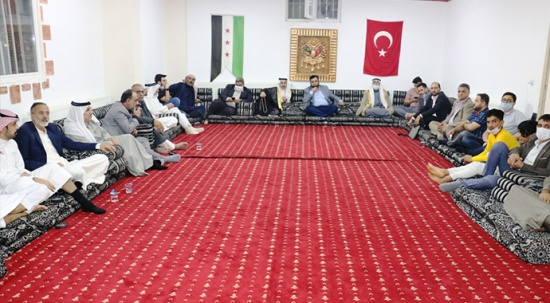 Suriyeli aşiretlerden ortak bildiri: Güvencemiz Türkiye
