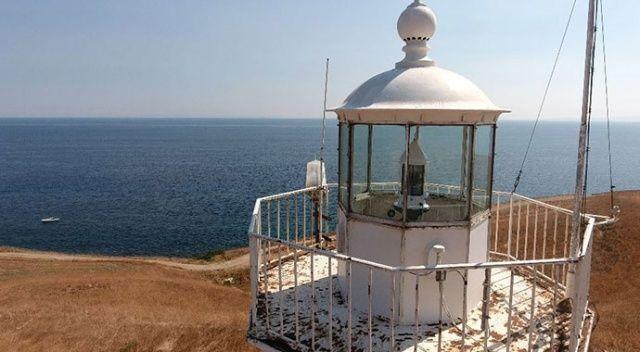 159 yıldır denize ışık tutuyor