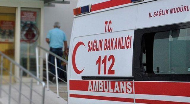 4 yaşındaki çocuk yanarak can verdi