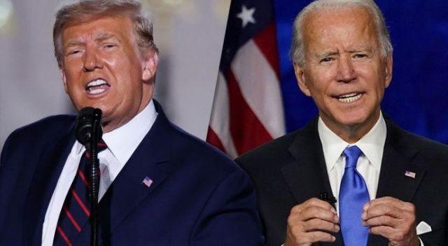 ABD Başkanı Trump Biden'ın ekibinin istihbarat brifingi almasını onayladı