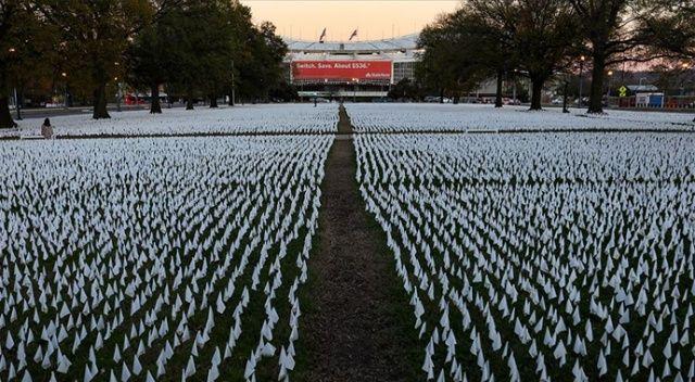 ABD'de Covid-19 nedeniyle ölenlerin sayısı 260 bini geçti