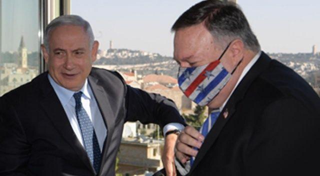 ABD Dışişleri Bakanı Pompeo, Golan Tepeleri'ni ziyaret edeceğini açıkladı
