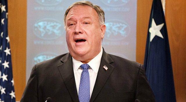 ABD Dışişleri Bakanı Pompeo, Özbek mevkidaşı Kamilov ile telefonda görüştü